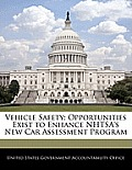 Vehicle Safety: Opportunities Exist to Enhance Nhtsa's New Car Assessment Program