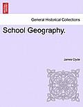 School Geography.