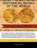 An Account of Missionary Success in the Island of Formosa: Published in London in 1650