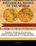 The Oriental Studies