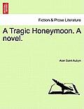A Tragic Honeymoon. a Novel.