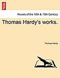 Thomas Hardy's Works. Vol. V.