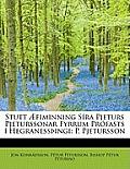 Stutt Fiminning S Ra Pjeturs Pjeturssonar Fyrrum PR Fasts Hegraness Ingi: P. Pjetursson