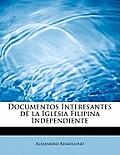 Documentos Interesantes de La Iglesia Filipina Independiente