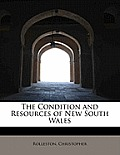 The Condition and Resources of New South Wales