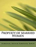 Property of Married Women