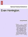 Evan Harrington. Vol. II.