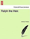 Ralph the Heir, Vol. II.