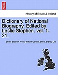 Dictionary of National Biography. Edited by Leslie Stephen. Vol. XLVII.
