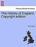 The History of England. Vol. IX, Copyright Edition.