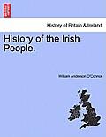History of the Irish People, Vol. I