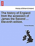 The History of England from the Accession of James the Second ... Vol. I, Twelfth Edition.