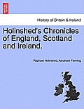 Holinshed's Chronicles of England, Scotland and Ireland. Vol. II