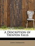 A Description of Trenton Falls