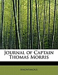 Journal of Captain Thomas Morris