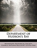 Department of Hudson's Bay