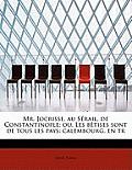 Mr. Jocrisse, Au S Rail, de Constantinople; Ou, Les B Tises Sont de Tous Les Pays; Calembourg, En Tr