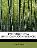 Protohistoria Americana Conferencia