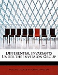 Differential Invariants Under the Inversion Group