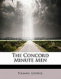 The Concord Minute Men