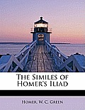 an analysis of simile in the iliad by homer
