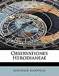 Observationes Herodianeae