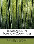 Insurance in Foreign Countries