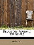 Revue Des Fourmis Du Genre