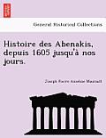 Histoire Des Abenakis, Depuis 1605 Jusqu'a Nos Jours.