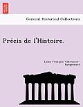 Pre Cis de L'Histoire.