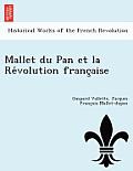 Mallet Du Pan Et La Re Volution Franc Aise