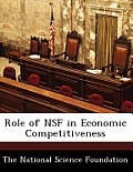 Role of Nsf in Economic Competitiveness