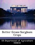 Better Grain-Sorghum Crops