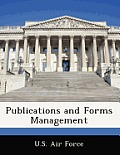 Publications and Forms Management