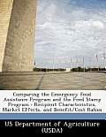 Comparing the Emergency Food Assistance Program and the Food Stamp Program: Recipient Characteristics, Market Effects, and Benefit/Cost Ratios