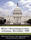 Noaa Climatological Data: Arkansas, November 1990