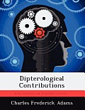 Dipterological Contributions