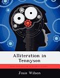 Alliteration in Tennyson