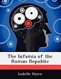The Infamia of the Roman Republic