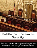 Haditha Dam Perimeter Security