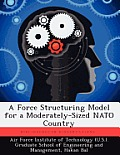 A Force Structuring Model for a Moderately-Sized NATO Country