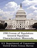 1990 Census of Population: General Population Characteristics: Minnesota