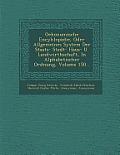 Oekonomische Encyklopadie, Oder Allgemeines System Der Staats- Stadt- Haus- U. Landwirthschaft, in Alphabetischer Ordnung, Volume 150...