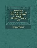 Schmidt's Jahrb Cher Der In- Und Ausl Ndischen Gesammten Medicin, Volume 125