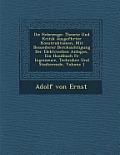 Die Hebezeuge: Theorie Und Kritik Ausgef Hrter Konstruktionen, Mit Besonderer Ber Cksichtigung Der Elektrischen Anlagen, Ein Handbuch