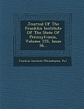 Journal of the Franklin Institute of the State of Pennsylvania, Volume 155, Issue 56...