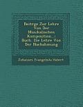 Beitr GE Zur Lehre Von Der Musikalischen Komposition...: Buch. Die Lehre Von Der Nachahmung