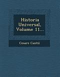 Historia Universal, Volume 11...