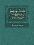 Journal Des Mines: Ou Recueil de M Emoires Sur L'Exploitation Des Mines Et Sur Les Sciences Et Les Arts Qui S'y Rapportent, Volume 19, Is