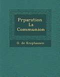 PR Paration La Communion